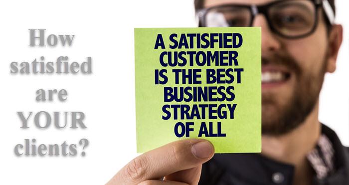 ¿Qué está haciendo para mejorar la satisfacción del cliente?