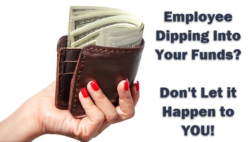 Cómo protegerse de la malversación de fondos por parte de los empleados