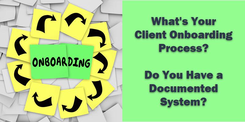 Documente su proceso de incorporación