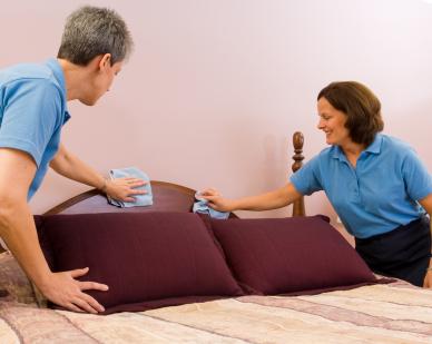La limpieza del equipo residencial tiene sus ventajas