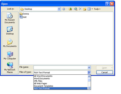 Cómo leer documentos de Microsoft Word si no tienes Word