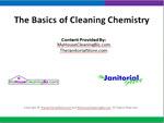 Seminario web sobre los conceptos básicos de química de limpieza