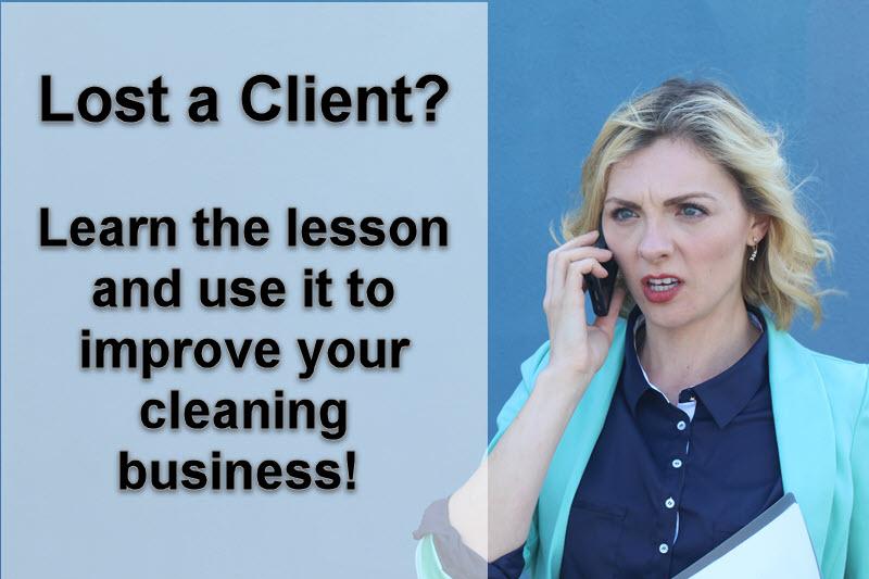 ¿Ha perdido un cliente debido a un rendimiento deficiente?