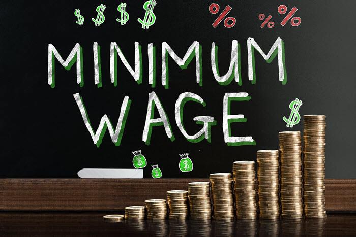 Reduzca los costos a medida que aumentan los salarios para mantener sus márgenes de ganancia