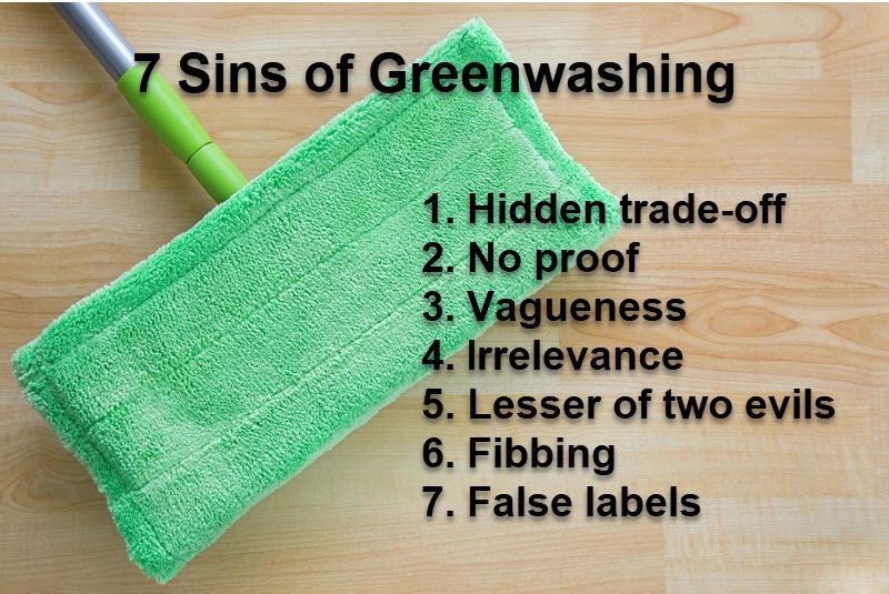 ¿Está proporcionando limpieza ecológica?