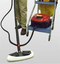 Limpiadores a vapor y en qué NO usarlos