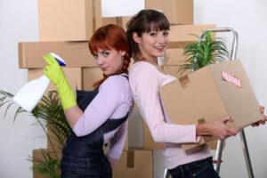¿Es la limpieza de la mudanza del apartamento una buena estrategia para su negocio de limpieza del hogar?